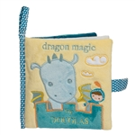 Stuffed Baby Safe Dragon Activity Book by Douglas