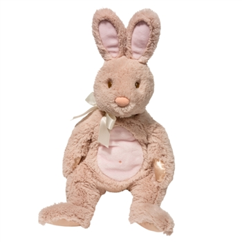 Baby Safe Softly Stuffed Bunny Plumpie by Douglas