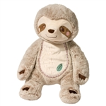 Baby Safe Softly Stuffed Sloth Plumpie by Douglas