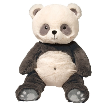 Baby Safe Softly Stuffed Panda Bear Plumpie by Douglas