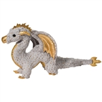 Midas the Gold Fleck Delight Plush Dragon by Douglas