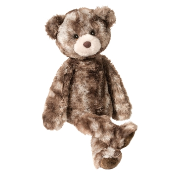 Smudge the Marbled Brown Teddy Bear by Douglas