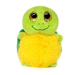 Ted the Pom Pals Turtle Stuffed Animal by Fiesta