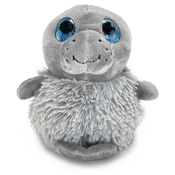 Alex the Pom Pals Manatee Stuffed Animal by Fiesta