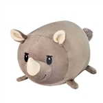 Lil Huggy Rhino Stuffed Animal by Fiesta