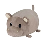 Lil Huggy Hippo Stuffed Animal by Fiesta