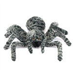 Stuffed Tarantula 8 Inch Plush Spider By Fiesta
