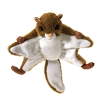 Flying Squirrel Stuffed Animal by Fiesta