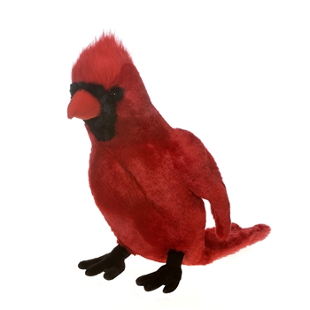 Large Cardinal Stuffed Animal by Fiesta