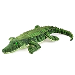 Plush Alligator 27 Inch Stuffed Reptile By Fiesta