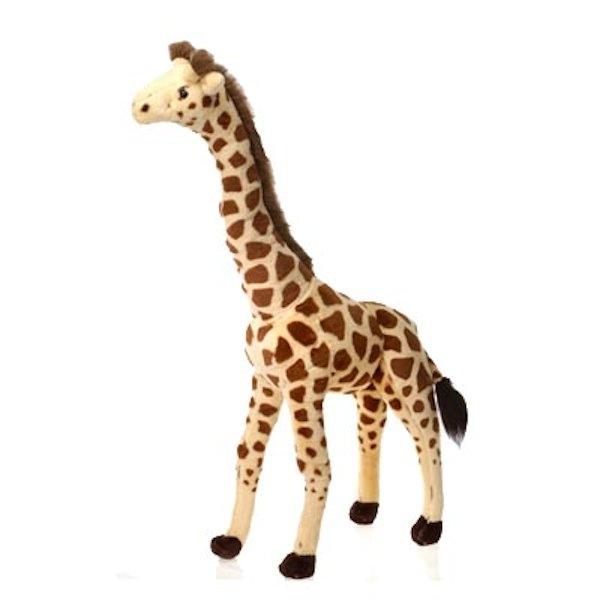 Large Stuffed Giraffe 34 Inch Plush Animal By Fiesta At Stuffed Safari