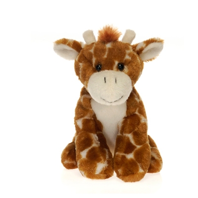 Gregory The Plush Giraffe Lil Buddies By Fiesta At Stuffed Safari