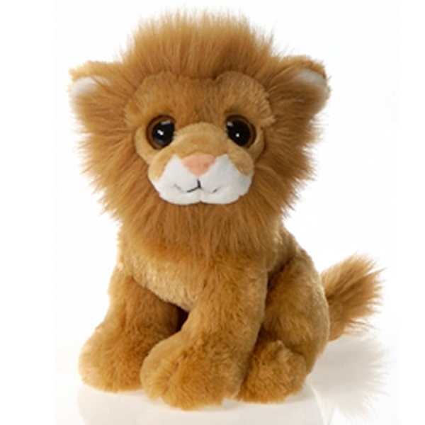 lamane the big eyes lion stuffed animal by fiesta at stuffed safari. Black Bedroom Furniture Sets. Home Design Ideas