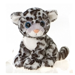 Styx the Big Eyes Snow Leopard Stuffed Animal by Fiesta