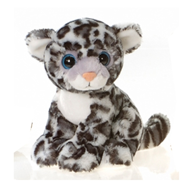 Styx The Big Eyes Snow Leopard Stuffed Animal By Fiesta At Stuffed