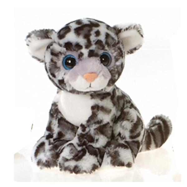 Eyes Snow Leopard Stuffed Animal