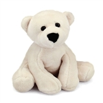 Comfies Polar Bear Stuffed Animal by Fiesta