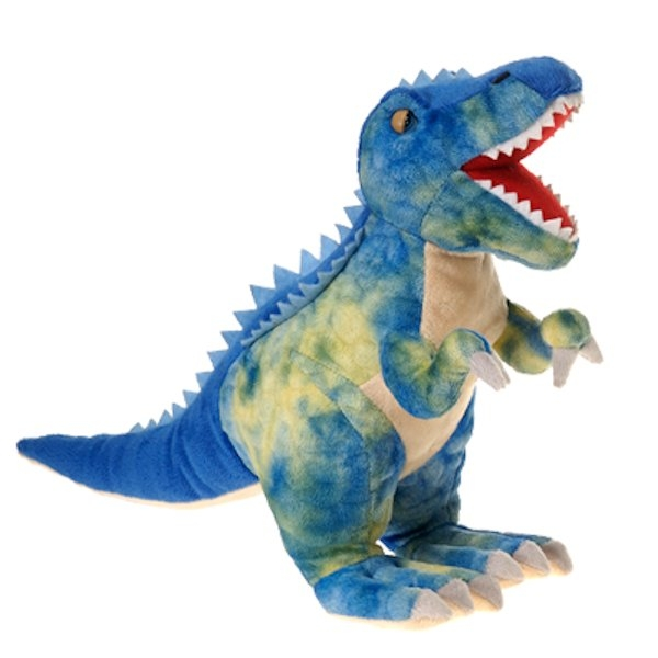 Large Stuffed Tyrannosaurus 19 Inch Plush Dinosaur By Fiesta At