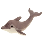 Stuffed Dolphin 12 Inch Plush Animal by Fiesta