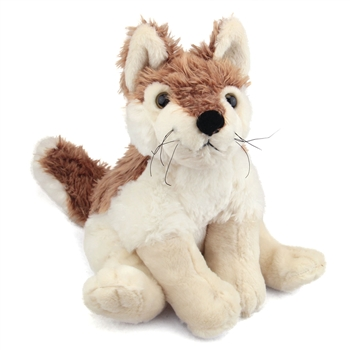 Bean Bag Red Wolf Stuffed Animal by Fiesta