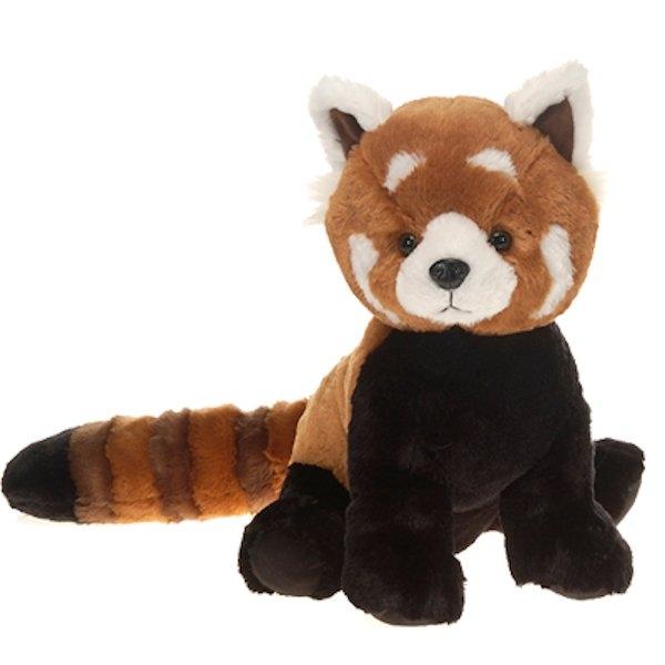 Large Sitting Stuffed Red Panda By Fiesta At Stuffed Safari