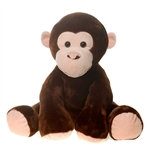 Comfies Monkey Stuffed Animal by Fiesta