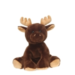 Comfies Moose Stuffed Animal by Fiesta