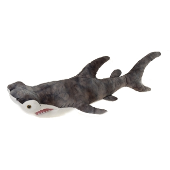 Stuffed Hammerhead Shark 22 Inch Plush Animal by Fiesta