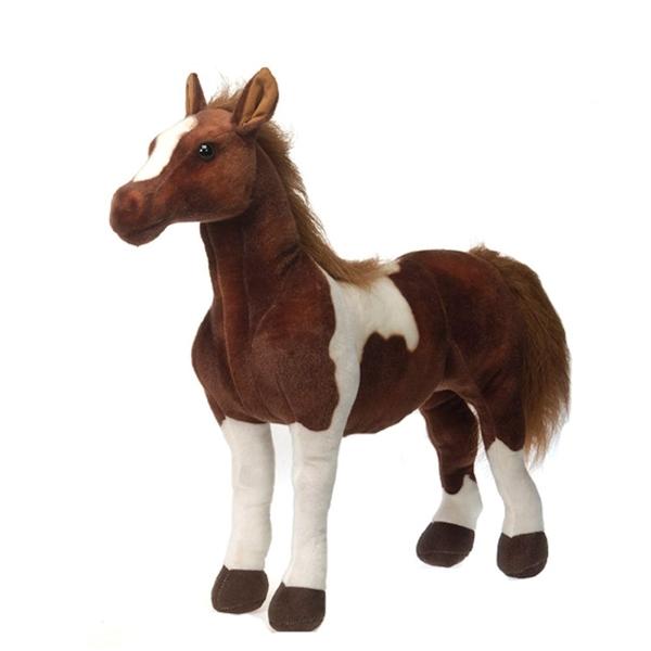 Large Standing Mustang Stuffed Animal By Fiesta At Stuffed Safari