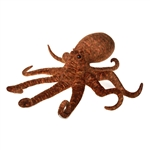 Jumbo Realistic Giant Pacific Octopus Stuffed Animal by Fiesta
