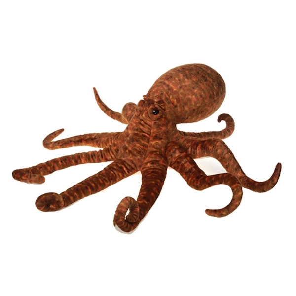 Octopus Stuffed Animal - Wiring DATA •