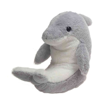 Travel Tails Dolphin Stuffed Animal by Fiesta