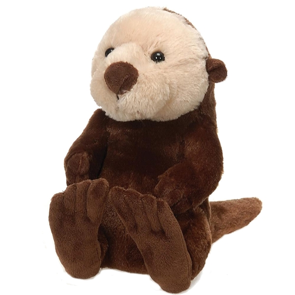 Promotional Sea Otter Stuffed Animal Customized At Stuffed Safari
