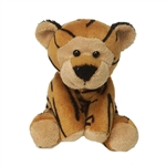 Small Plush Tiger Lil Buddies by Fiesta