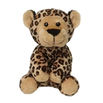 Small Plush Leopard Lil Buddies by Fiesta