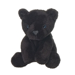 Small Plush Black Panther Lil Buddies by Fiesta