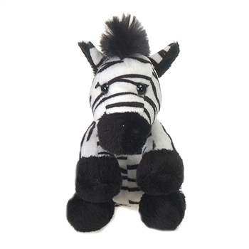 Small Plush Zebra Lil Buddies by Fiesta
