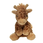 Small Plush Giraffe Lil Buddies by Fiesta