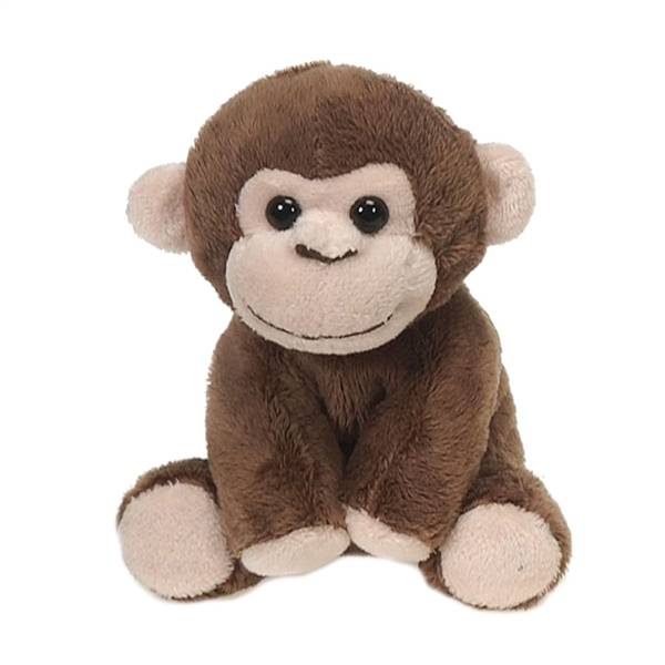 Small Plush Monkey Lil Buddies By Fiesta At Stuffed Safari