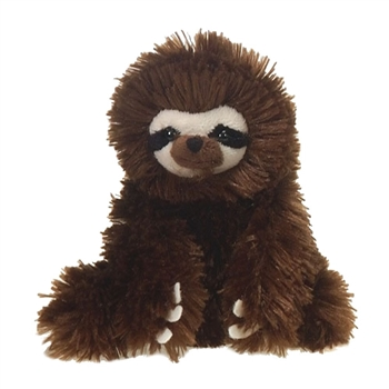 Small Plush Sloth Lil Buddies by Fiesta