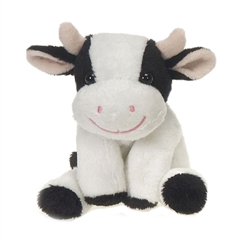Small Plush Cow Lil Buddies by Fiesta