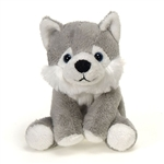 Small Plush Husky Lil Buddies by Fiesta