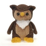 Small Plush Owl Lil Buddies by Fiesta