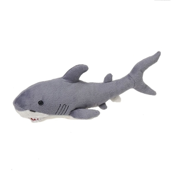 Small Plush Shark Lil Buddies by Fiesta