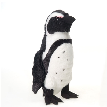 Stuffed African Penguin 12 Inch Plush Animal by Fiesta