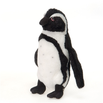Small Stuffed African Penguin Plush Animal by Fiesta