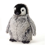 Stuffed Baby Penguin 12 Inch Plush Animal by Fiesta