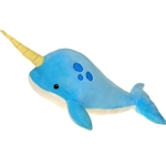 Comfies Large Narwhal Stuffed Animal by Fiesta