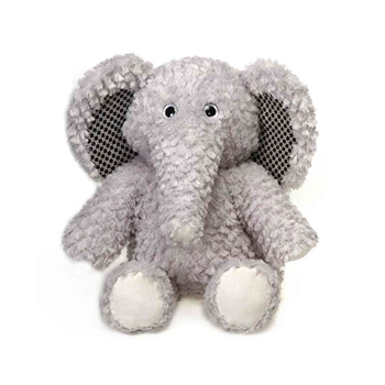 Trendy Texture Stuffed Elephant 31 Inch Plush Animal by Fiesta