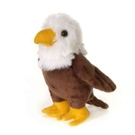 Small Plush Bald Eagle Lil Buddies by Fiesta